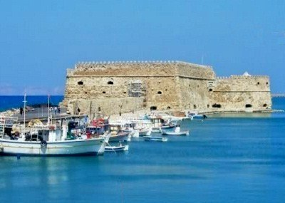 Fort Heraklion Kreta